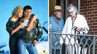 Лучший стрелок (Top Gun) - Как изменились актёры фильма (1986 vs 2021)