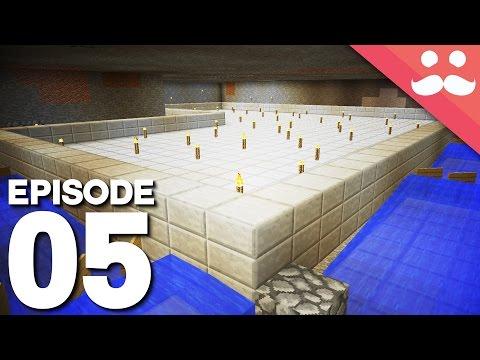 Hermitcraft 5 Episode 5 - The Super SLIME FARM!