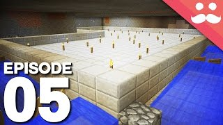 Hermitcraft 5: Episode 5 - The Super SLIME FARM!