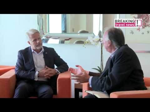 Travel Talk: David Thomson, chief operating officer, JA Resorts & Hotels, Dubai (Part 1)