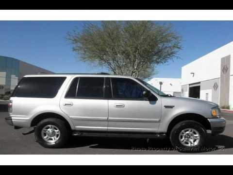 2001 Ford Expedition Silver Mesa AZ  YouTube