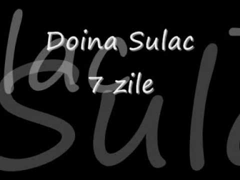 doina sulac - 7 zile