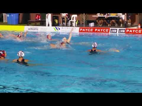 2018 AWL Round 10 vs Qld Breakers (1)- Goal by Morgan Baxter