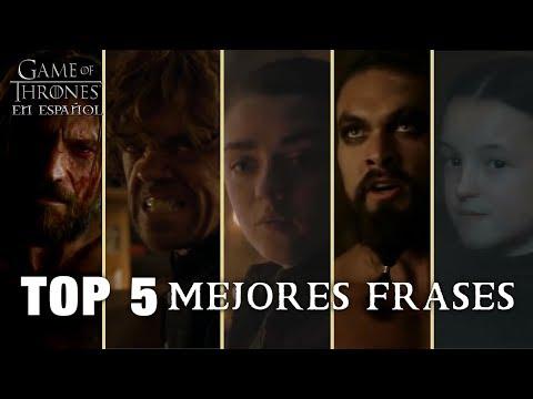Las Mejores Frases De Game Of Thrones Game Of Thrones En Español