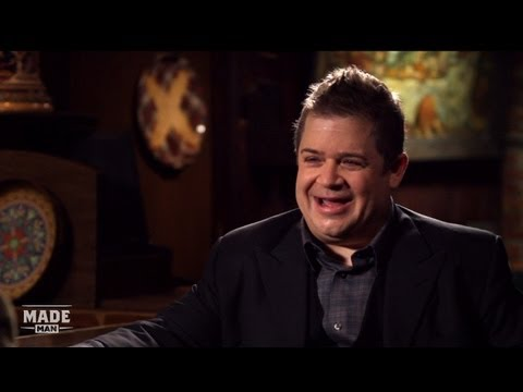 Patton Oswalt talks Standup, Airport Diets & Family - Speakeasy