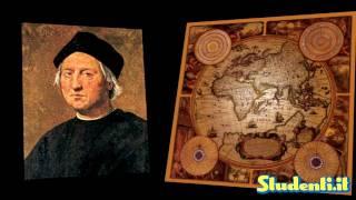Come avvenne la scoperta dell'America - [Appunti Video]