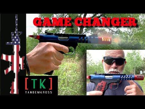 TK Game Changer - Compensator for a 22 LR???