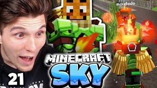 DER STAB DER HÖLLE! & ENDER HANDSCHUHE! ✪ Minecraft Sky  #21 | Paluten
