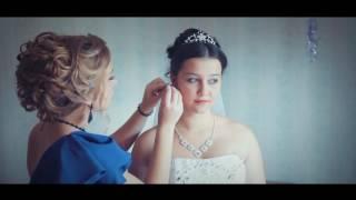 Мценск. Утро жениха и невесты. Алина и Влад.