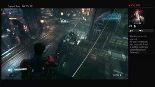 Coffee Time Nightwing episode 5-Batman Arkham Knight