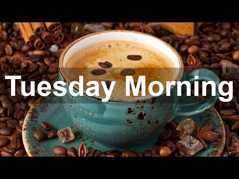 Tuesday Morning Jazz - Seaside Jazz and Bossa Nova Music for Happy Morning