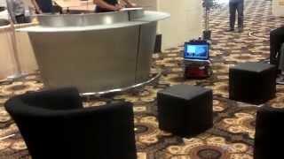SV-ROS team wins 2014 Kinect Robot Navigation Contest