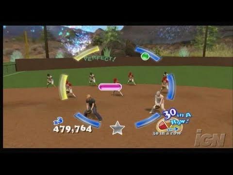 High School Musical 3: Senior Year Dance Nintendo Wii Gameplay - I Don't Dance