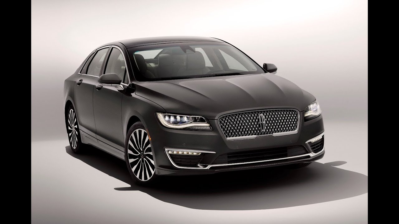 2017 Lincoln MKZ Black Label - YouTube