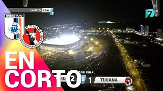 Resumen Querétaro 2-1 Xolos - J13 Torneo Clausura 2015
