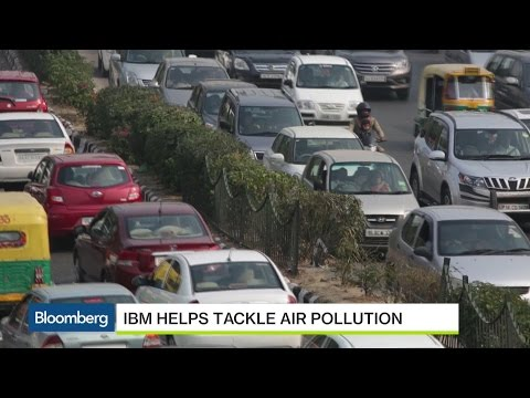 IBM Wants to Use A.I. to Fight Air Pollution