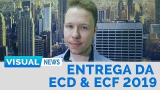 Entrega da ECD e ECF 2019 | Visual News