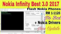 Nokia Infinity Best 2 15 | Full Crack | Nokia Flashing Tool