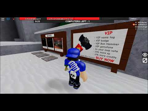 Roblox Flee The Facility Beta Buying Vip Part 2 Youtube