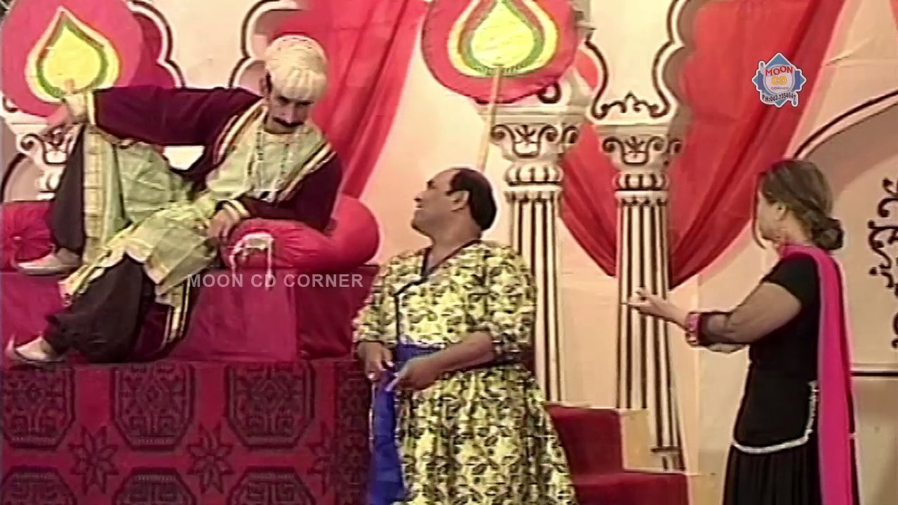Best Of Mastana and Iftikhar Thakur New Pakistani Stage Drama Full Comedy Funny Clip