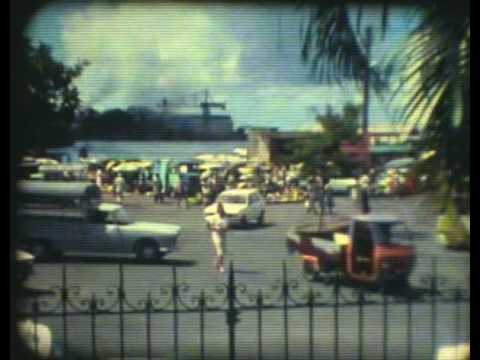 Guadeloupe Travel Film 1980