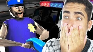 GRANNY VIROU POLICIAL !!