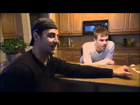 Hockey Cribs - Taylor Hall and Jordan Eberle