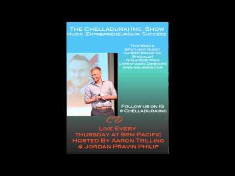"CIS Episode 28 - ""Career Branding"" With Niels Reib!"