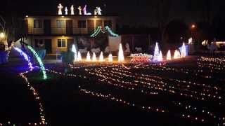 Holiday lights in San Joaquin County: Part 2
