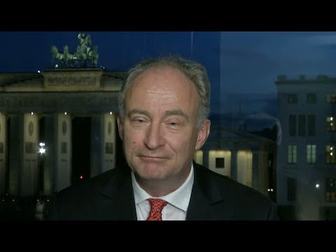 Political correspondent, Ansgar Graw, discusses significance of China-Germany ties