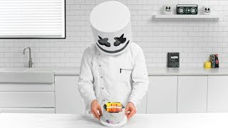Joytime III Party Cake | Cooking with Marshmello