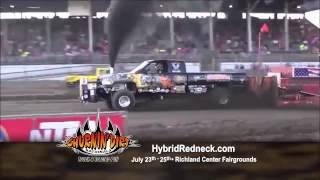 Churning Dirt 2015  July 23-25 Richland Center, WI
