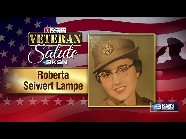 Veteran Salute: Roberta Seiwert Lampe