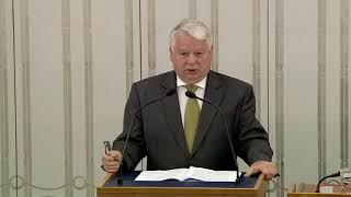 Bogdan Borusewicz - wystąpienie z 26 lipca 2018 r.