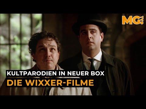 Die WIXXER-Box - Filmfans geht das Herz auf!