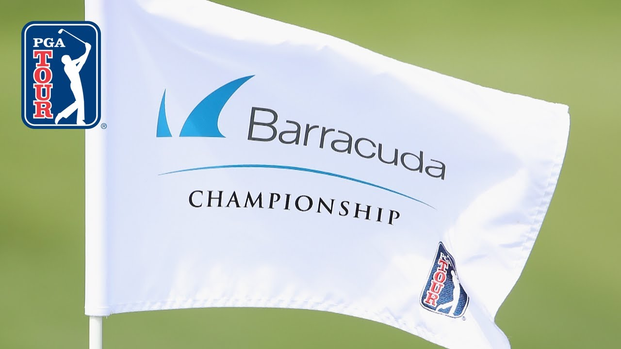 Top shots of the Barracuda Championship