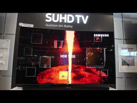 Samsung TV Experience At Best Buy Store Blogger Review