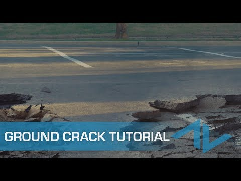 Tutorial: How to Composite Ground Cracks in After Effects