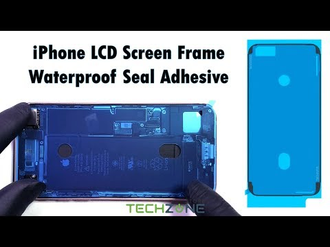 iPhone LCD Screen Frame Waterproof Seal Adhesive Sticker
