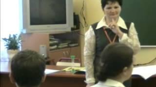 Урок русского языка, 10 класс, Чернышова_У.Н., 2009
