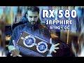 Η ΤΑΧΥΤΕΡΗ RX 580?!   SAPPHIRE NITRO+ RX 580 8GB OC (Greek review)
