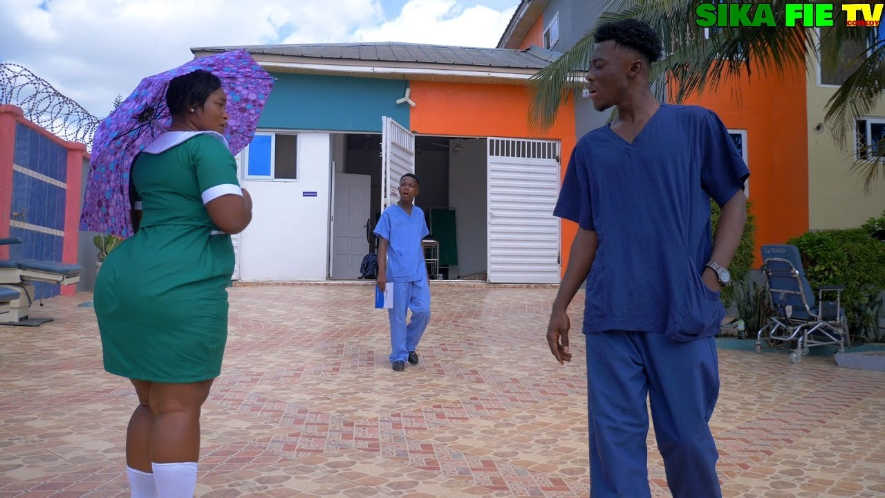 Download 🏥HOSPITAL WAHALA🙆🏽♂️DAY 3 - NEW POSTED NURSE ARRIVES AT THE HOSPITAL