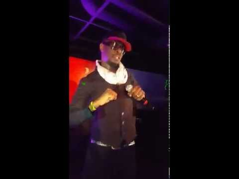 Nameless (David Mathenge) Performing Butterfly Live in Kansas City