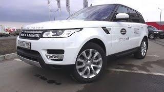 2016 Land Rover Range Rover Sport HSE Тест-Драйв