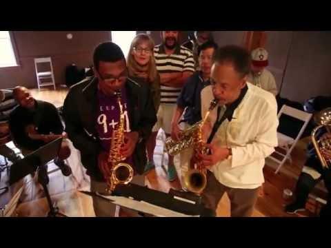 Henry Threadgill master class (excerpt) - Creative Music Studio Workshop - Big Indian, NY - 6/11/14