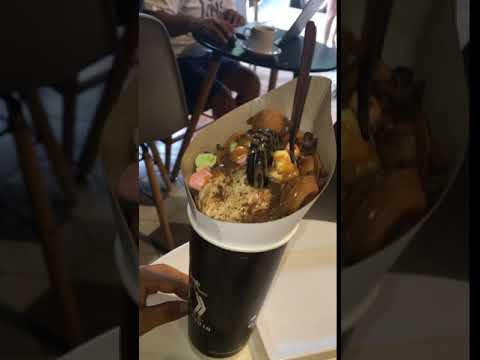 Cono Dulce en Tik Tak Café