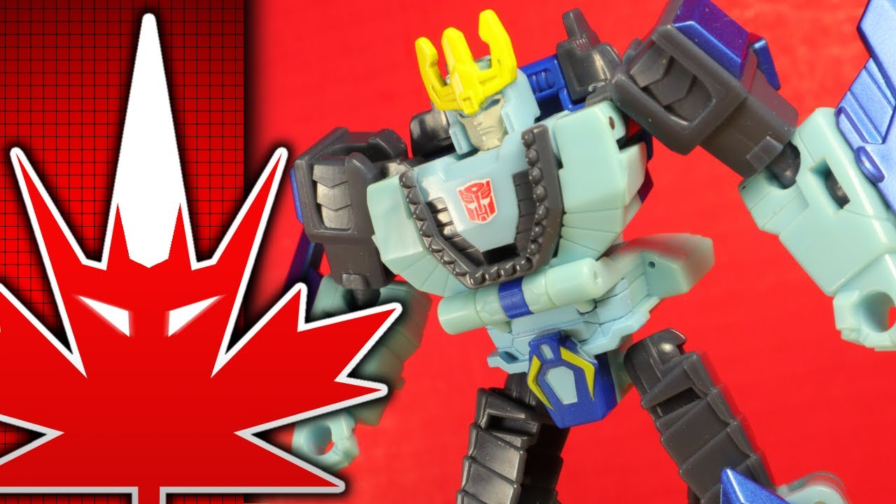 Transformers Cyberverse Warrior Hammerbyte TFanPage101 By TFanPage101,