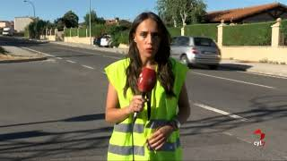 Graban en vídeo el accidente mortal en Torrecaballeros, Segovia YouTube Videos
