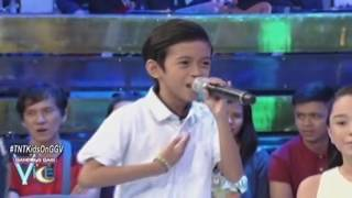 GGV  Mackie, Francis, and Keifer sing  Listen