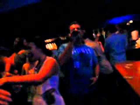 Woolpack Hotel karaoke 2 - Australia - Feb 11